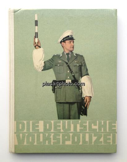 Collectif,Die deutsche Volkspolizei