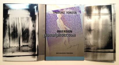 Daisuke Yokota,Inversion / New York edition (Signed)