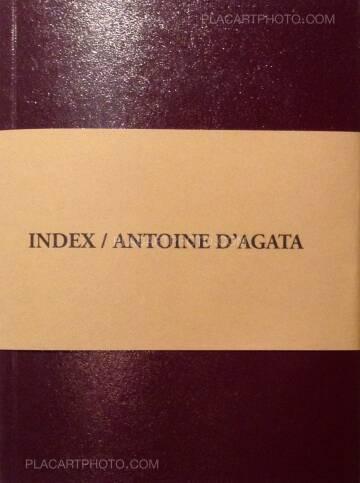 Antoine d'Agata,Index