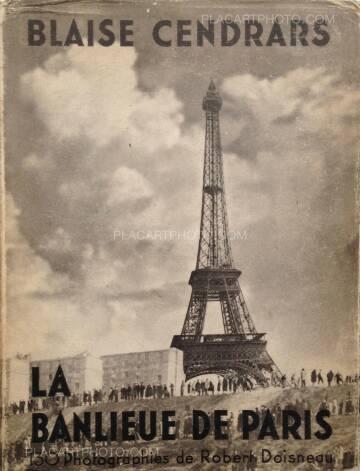 Robert Doisneau,La Banlieue de Paris