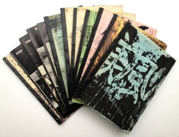 Collectif,Bifuu complete set (12 vol + 3 extra)