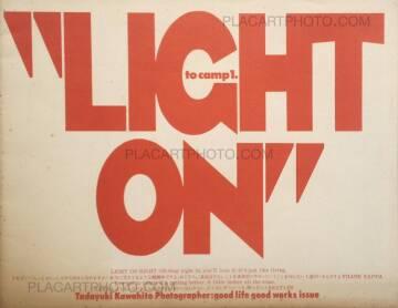 """Tadayuki Kawahito,To camp 1. """" LIGHT ON"""""""