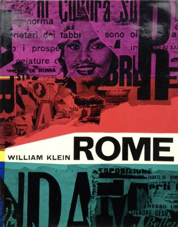 William Klein,Rome