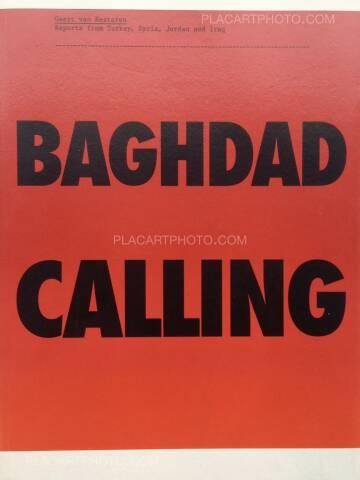 Geert van Kesteren,Baghdad Calling