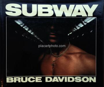 Bruce Davidson,Subway