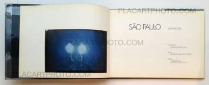 George Leary Love,São Paulo Anotações