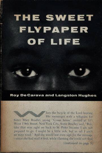 Roy DeCarava,The Sweet flypaper of life