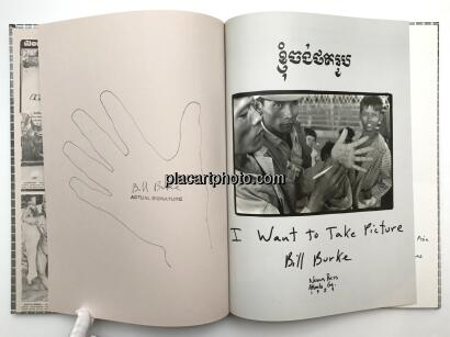 Bill Burke,I want to take picture (SIGNED)
