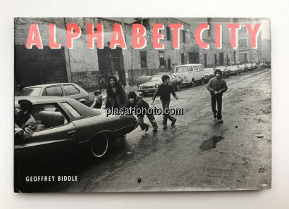 Geoffrey Biddle,Alphabet City