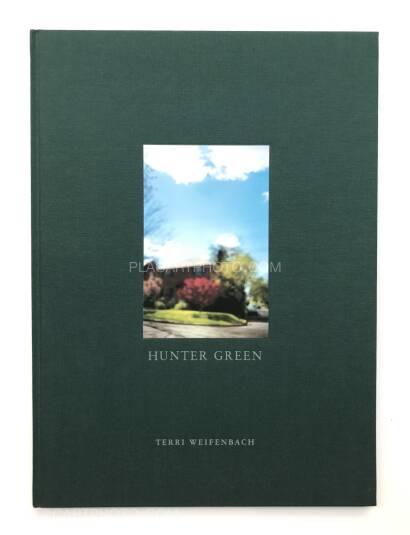 Terri Weifenbach,Hunter green (SIGNED)
