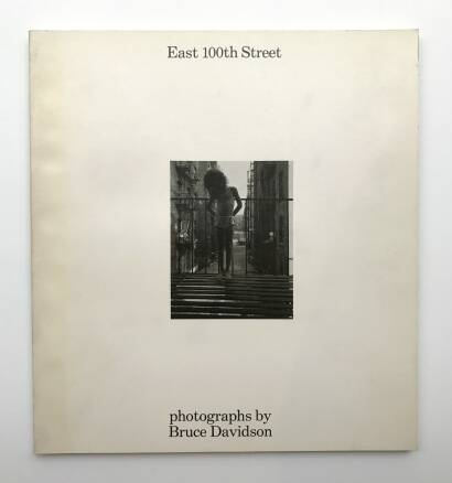 Bruce Davidson,East 100th Street (SIGNED)