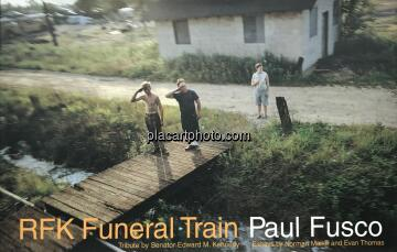 Paul Fusco,RFK Funeral Train (SIGNED)