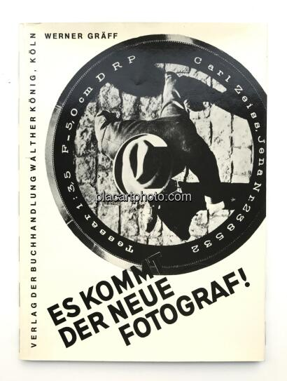 Werner Gräff,Es kommt der neue fotograf !