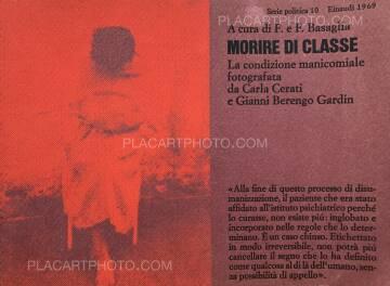 Carla Cerati & Gianni Berengo Gardin,Morire di Classe (SIGNED)
