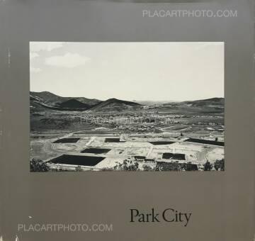 Lewis Baltz,Park City (SIGNED)