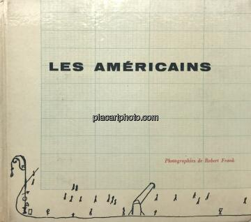 Robert Frank,Les Américains