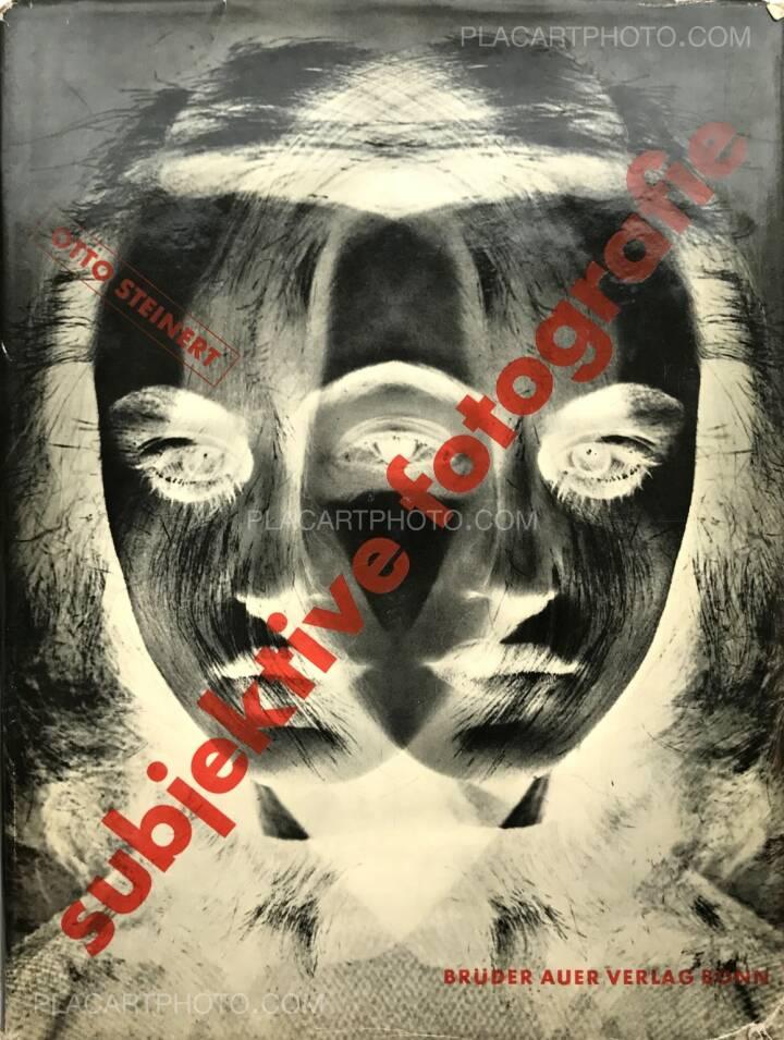 Otto Steinert: Subjektive Fotografie (vol. 1 & 2), Bruder