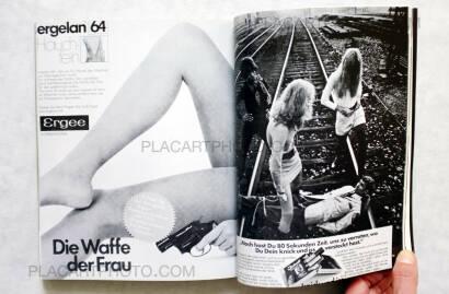 Klaus Staeck,Pornografie