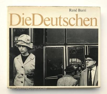 René Burri,Die Deutschen