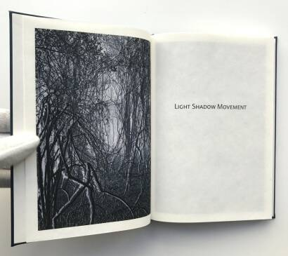 Helfried Valenta,Light shadow movement (ONLY 100 COPIES - SIGNED)