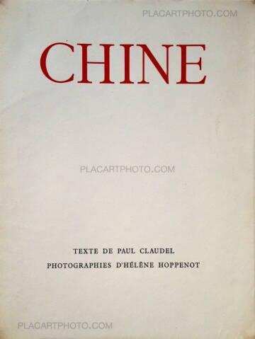 Hélène Hoppenot,Chine