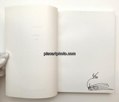 Liam Tickner,London 2008 (ONLY 30 COPIES - SIGNED)