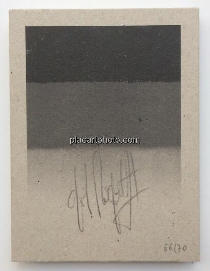 Gil Rigoulet,Mes jours (ONLY 100 COPIES - SIGNED)