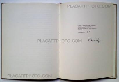 André Kertész,André Kertész (Signed)