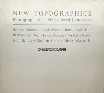 Collectif,New Topographics - Photographs of a Man-altered Landscape