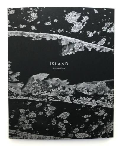 Réza Kalfane,Island ( WITH PRINTS - LTD & SIGNED)