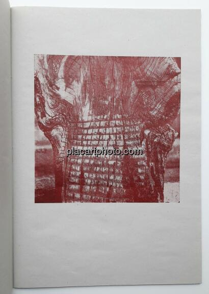 Ivan Alechine,Detalles secundarios / Details secondaires (ONLY 100 COPIES - SIGNED)