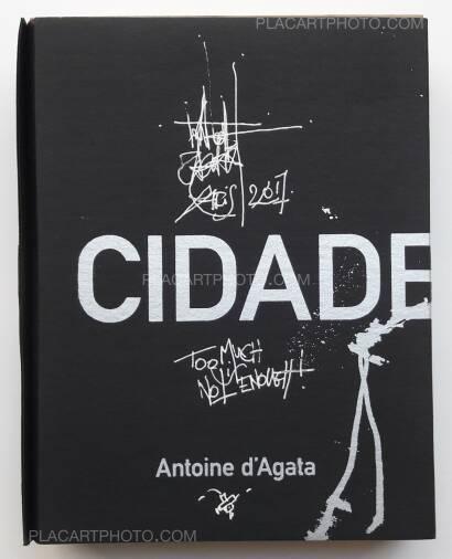 Antoine d'Agata,Cidade de Pedra (SIGNED)