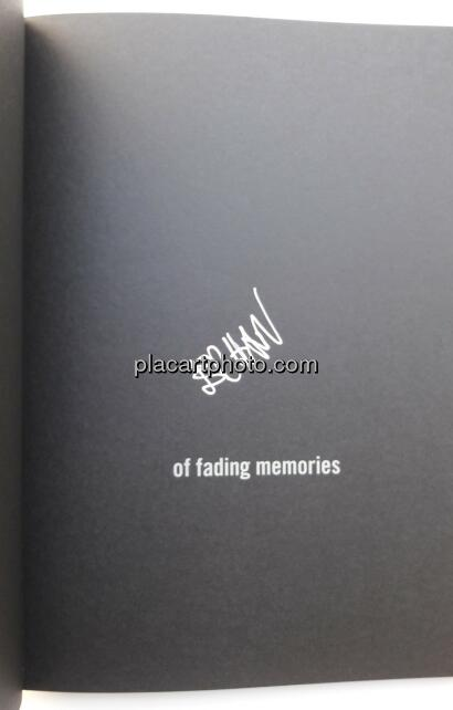Erhan Can akbulut,Of fading memories (SIGNED)