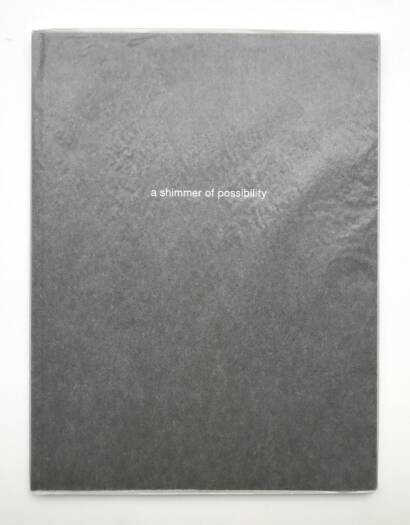 Paul Graham,A Shimmer of possibility (12 volumes) (SIGNED)