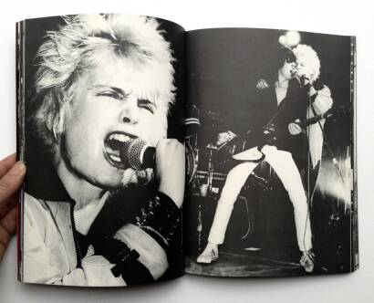 Satomi Nihongi,Documentary 1977-1979 Punk Rock in London (With Print)