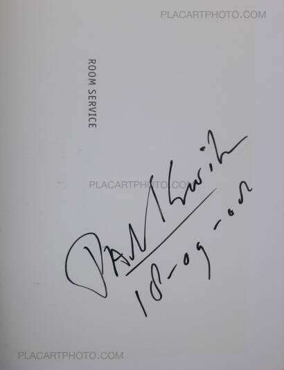 Paul Kooiker,Room service (SIGNED)