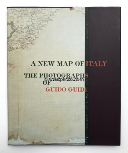 Guido Guidi,A NEW MAP OF ITALY (SIGNED)