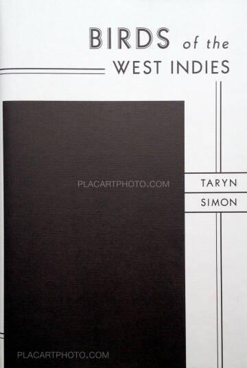 Taryn Simon,Birds of the West indies