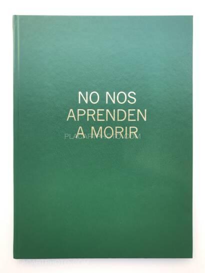 Antonio Jimenez Saiz,No Nos Aprenden A Morir (Signed and numbered with risograph print)