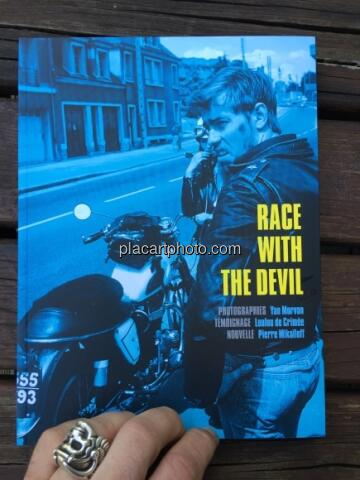 Yan Morvan,RACE WITH THE DEVIL (SIGNED)