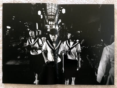 "Maki,""Izuku - Japan Somewhere"" (Signed)"