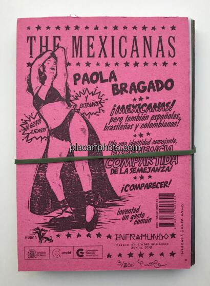 Paola Bragado,THE MEXICANAS (HAND MADE EDITION) (Waiting for more copies)