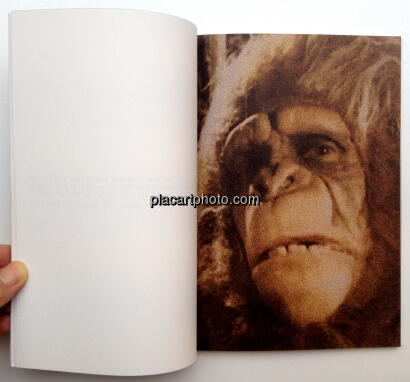 Francesco Scampinato,Go human not ape (Only 100 copies)
