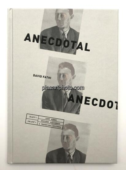 David Fathi,ANECDOTAL (SIGNED)
