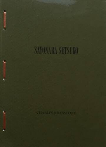 Charles Johnstone,26) Sayonara Setsuko (Ltd to 125 copies)