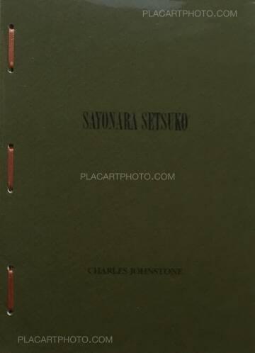 Charles Johnstone,Sayonara Setsuko (Ltd to 125 copies)