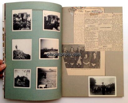 Timothy Prus & Donovan Wylie,Scrapbook (Signed)