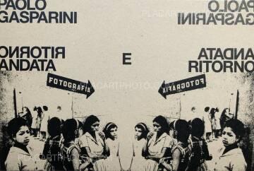 Paolo Gasparini,Andata e ritorno (Signed)