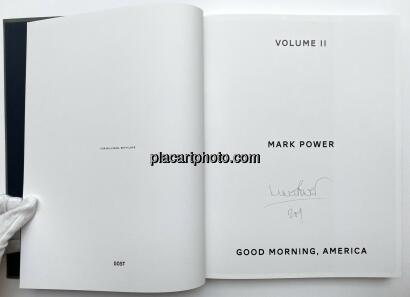 Mark Power,Good Morning, America - Volume II (Signed)