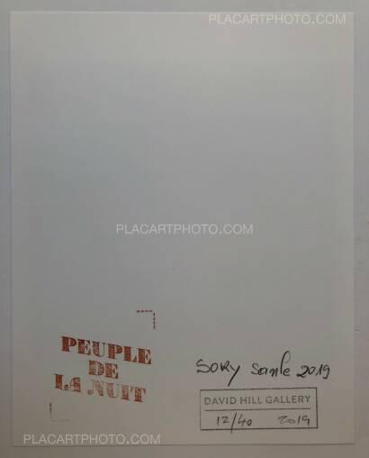 Sory Sanlé,Peuple De La Nuit (Special edition with print)